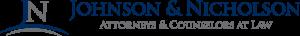 Johnson Law firm Logo