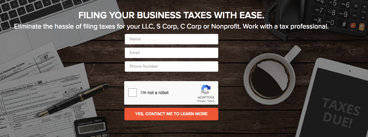 Filing Your Business Taxes with IncFIle