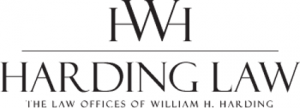 Harding Law Traffic Lawyer logo
